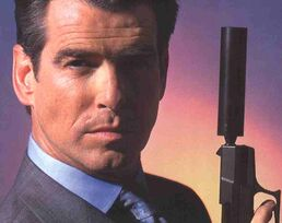 James bond pierce brosnan 007