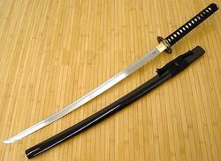 Japanese-swords-samurai-swords-musashi-maou-kaze-katana