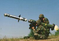 Javelin missile US-Army