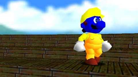 SM64 Blooper The Life Competition