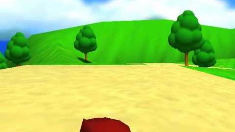 SM64 Blooper The Adventure through Time
