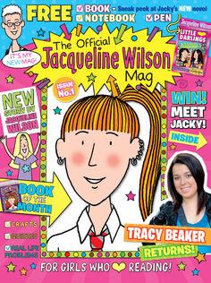 Jacqueline wilson magazine1