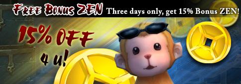 Bonus Zen