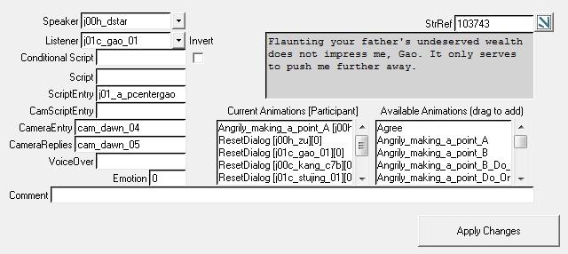Dlgeditor-options