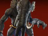 Elephant Demon