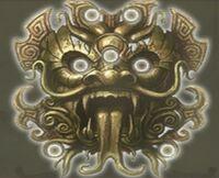 Dragon Amulet spiritual piece