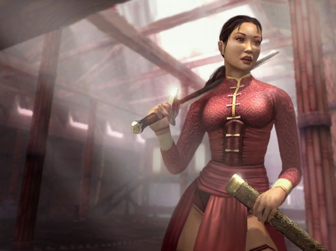 Jade empire can you have sex