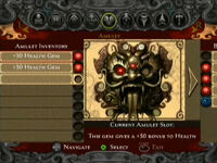 Dragon Amulet demo