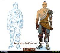Sagacious Zu concept final