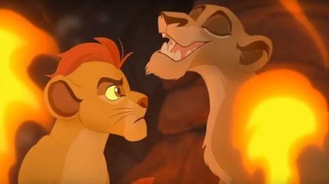 Lion Guard- Lions Over All - Zira & Kion Song - HD Clip