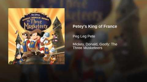 Petey's King of France
