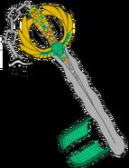 Ren's Keyblade