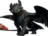 Toothless the Nightfury