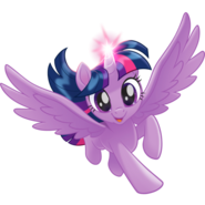 MLP The Movie Twilight Sparkle official artwork