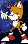 Miles Tails prower sonic ova-0