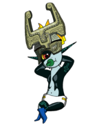 Baby Midna color