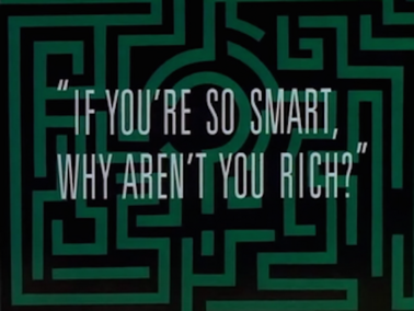 If You're So Smart-Title Card