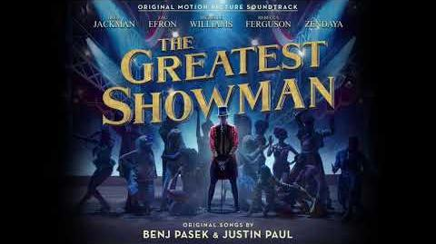Tightrope (from The Greatest Showman Soundtrack) -Official Audio-