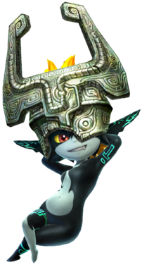 Midna (Hyrule Warriors)