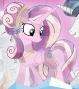 Princess Cadance Crystal Pony ID S6E2
