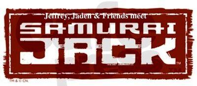 Logo samurai jack mug