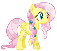 538px-Crystal Fluttershy