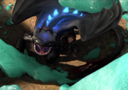 Toothless Alpha Mode