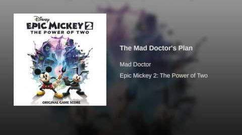 The Mad Doctor's Plan