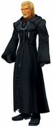 Ansem the wise in cloak