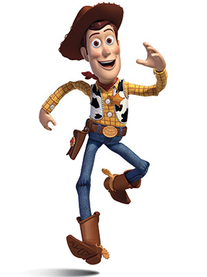 Woody Toy Story 2
