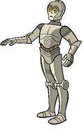 C-3PO A 4C