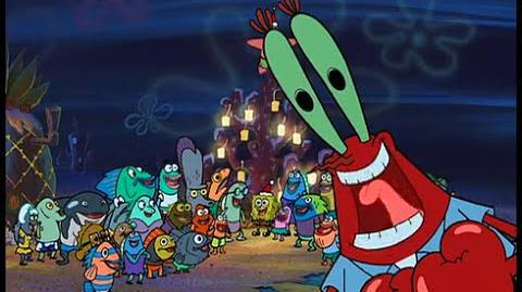 Spongebob Squarepants - Very First Christmas To Me