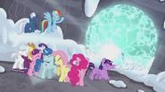 Starlight Glimmer's escape and defeat