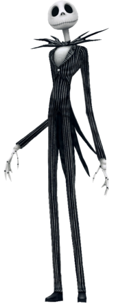 Jack skellington pic full body