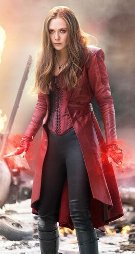 Scarlet Witch Civil War Empire