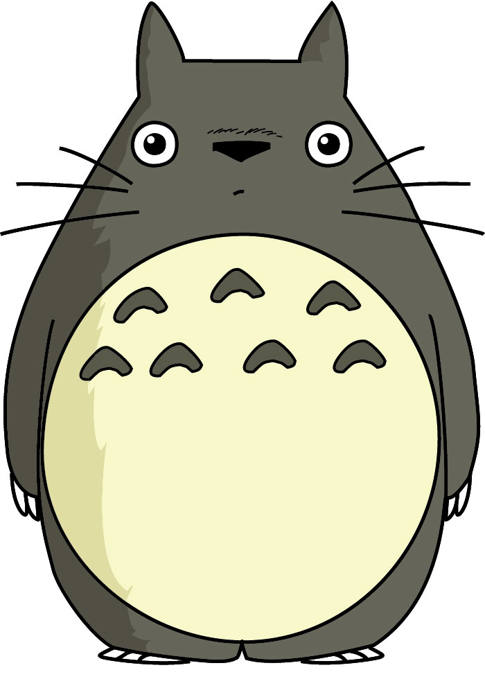 Totoro   Jaden's Adventures Wiki   FANDOM powered by Wikia