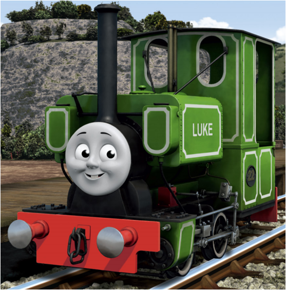 Luke thomas and friends jadens adventures wiki fandom luke is an irish green tank engine in thomas and friends thecheapjerseys Image collections