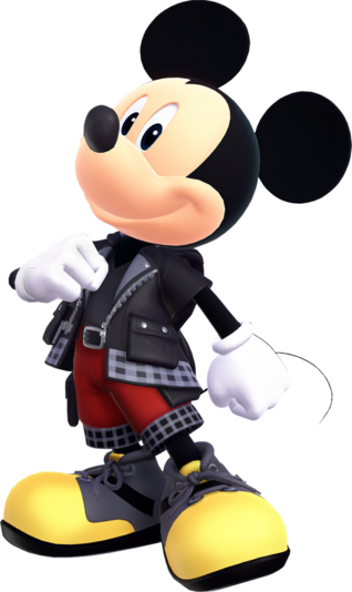 713px-Mickey Mouse 01 KHIII