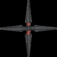 479px-Yuffie's Shuriken KHII