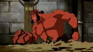 Hellboy-animated