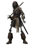 Jack Sparrow (Cursed)