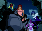 Jeffrey, Jaden & Friends' Storm Adventures of Justice League - Secret Society