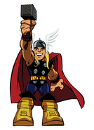 Ww thor superherosquad
