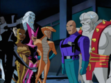 Jeffrey, Jaden & Friends' Storm Adventures of Justice League - Injustice For All