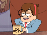 Jeffrey, Jaden, Hiccup & Friends go to Gravity Falls - Boss Mabel