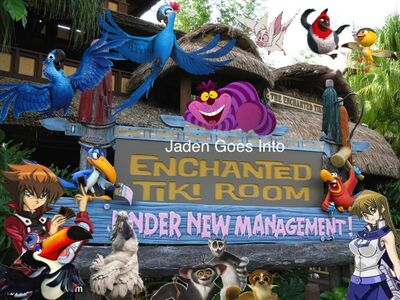 The Enchanted Tiki Room (Under New Management) at Magic Kingdom