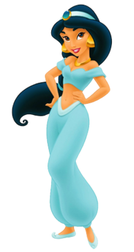 Princess Jasmine disney