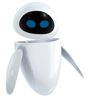 Eve from wall e by soygcm-d3df9ao
