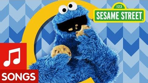 Sesame Street Cookie Monster Sings C is for Cookie