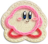 Kirby (Kirby's Epic Yarn)